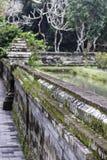 Pura Ulun Danu Bratan temple Royalty Free Stock Photography