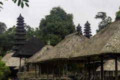 Pura Ulun Danu Bratan temple Stock Photo