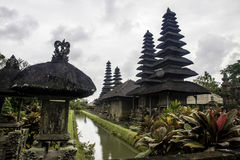 Pura Ulun Danu Bratan temple Royalty Free Stock Images