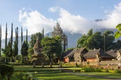 Pura Ulun Danu temple on Bali Stock Photography