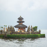 Pura Ulun Danu temple in Bali Royalty Free Stock Photos