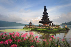 Pura Ulun Danu temple, Bali Royalty Free Stock Photography