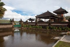 Pura Ulun Danu Temple Royalty Free Stock Photography