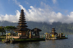 Pura Ulun Danu Temple On Bali Royalty Free Stock Photography