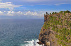 Pura Uluwatu temple Royalty Free Stock Photography