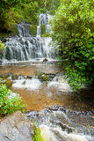 Purakaunui Falls Royalty Free Stock Images