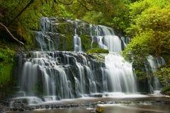 Purakaunui Falls Stock Photos