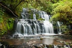 Purakaunui Falls Stock Image