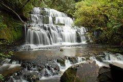 Purakaunui Falls Royalty Free Stock Image