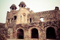 Purana Qila  fort in New Delhi, India Royalty Free Stock Images