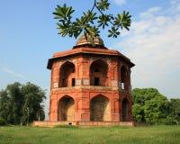Purana Qila, New Delhi bij dag Royalty-vrije Stock Fotografie