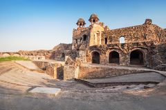 Purana Qila Stock Photo