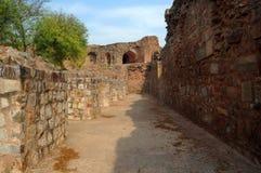 Purana Quila, Нью-Дели стоковое изображение