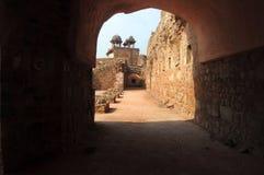 Purana Quila, Nova Deli Imagens de Stock Royalty Free