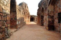 Purana Quila, Nova Deli Imagem de Stock