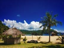 Puraran beach resort royalty free stock image