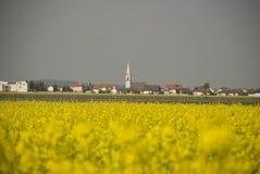 Purbach en Autriche Photographie stock libre de droits