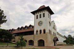 Purcari酿酒厂,摩尔多瓦 库存照片