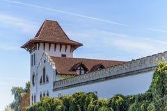 Purcari-Weinkellerei von Moldau Lizenzfreie Stockfotografie