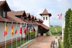Purcari wytwórnia win, Moldova Fotografia Royalty Free