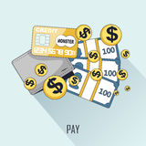 Purchase concept Stock Photography