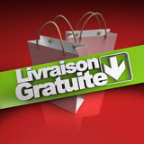 Purchase, livraison gratuite Royalty Free Stock Images