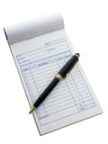 Purchase Order Royalty Free Stock Photo