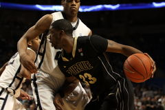 Purdue's No. 33 E'Twaun Moore Royalty Free Stock Photography