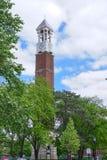 Purdue universitetsområde royaltyfri fotografi