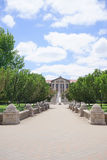 Purdue University campus Royalty Free Stock Images