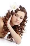 Pure beauty Royalty Free Stock Photos