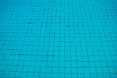 Pure blue water in the swimming pool. Water background. Pure blue water in the swimming pool. Water background Stock Photography