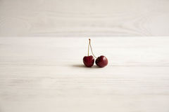 Pure cherry berry Royalty Free Stock Photo