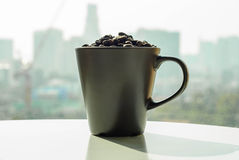 Pure Coffee Royalty Free Stock Photography