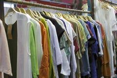 Pure cotton clothes Stock Image