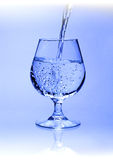 Pure drink royalty free stock photos