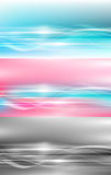 Pure energy flows  background set Stock Photos