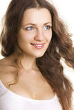 Pure female young beauty Royalty Free Stock Images