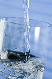 Pure fresh water Stock Photography