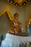 Pure gold Buddha Stock Photo