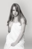 Pure innocence Royalty Free Stock Images