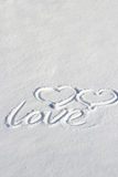 Pure love Royalty Free Stock Image