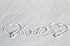 Pure love Stock Image