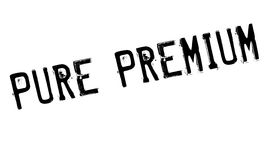 Pure Premium rubber stamp Royalty Free Stock Image