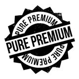 Pure Premium rubber stamp Royalty Free Stock Photos