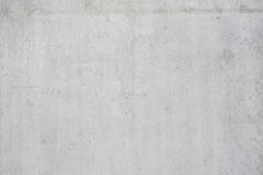 Pure reinforced concrete wall Royalty Free Stock Images