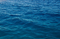 Pure sea water Royalty Free Stock Photos