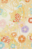 Pure silk textile Royalty Free Stock Image