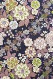 Pure silk textile Stock Photos