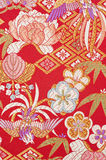 Pure silk textile Royalty Free Stock Photo